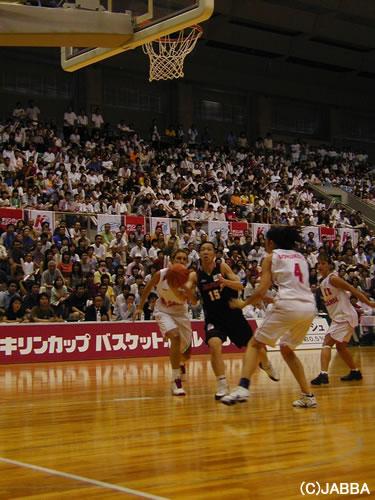 キリンカップ2004 / 日本バスケ...